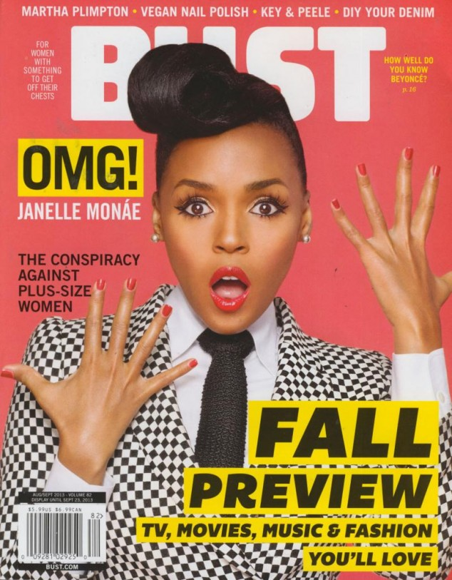 Janelle-Monae-Bust-Magazine-Cover-August-September-2013