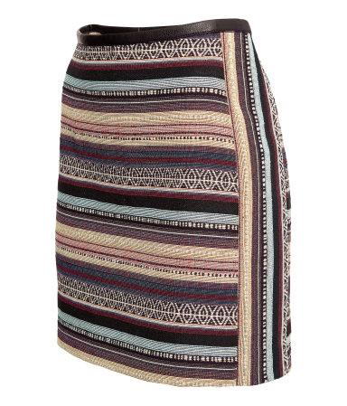 H-M-Jacquard-weave-skirt-