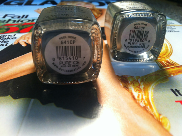 Nail- it-With-Pure-Ice- Kiss-Me-Here- and -Silver-Mercedes-Polishes-4