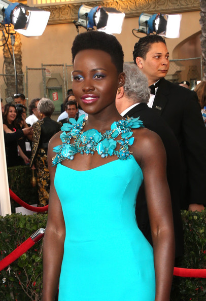 2014-Screen-Actors-Guild-Awards-Lupita- Nyongo-Wins-Best- Dressed-for-2014-SAG- Awards-in-Gucci- Gown-2