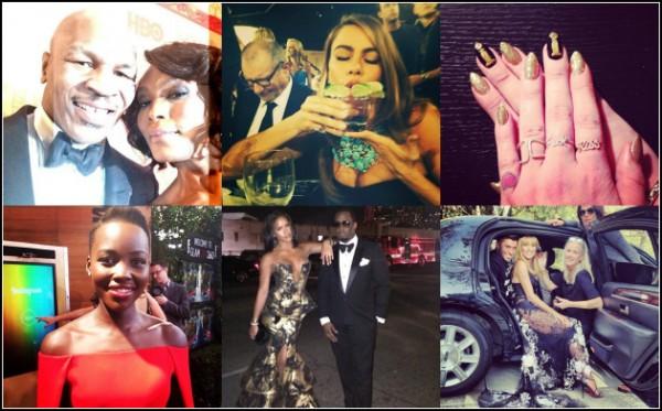 Golden Globes Instagram 2