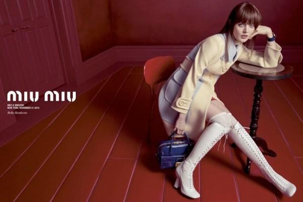 Miu-Miu- Spring-2014- campaign-