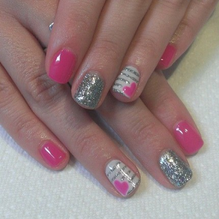 Nail-It-20-Valentines- Day-Nail-Inspiration-19