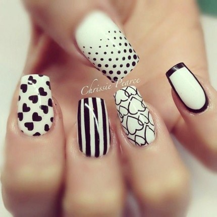 Nail-It-20-Valentines- Day-Nail-Inspiration-9