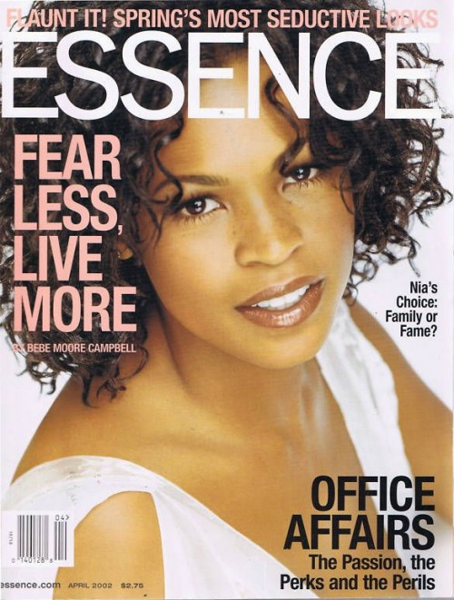 Nia Long for ESSENCE