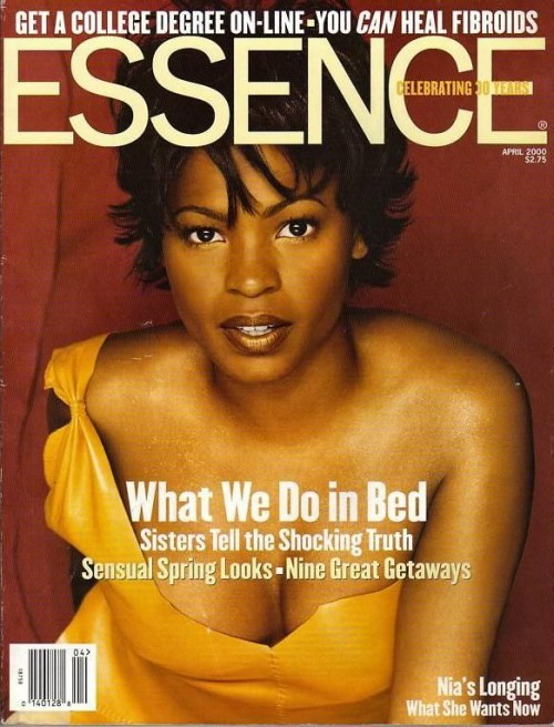 Nia Long for ESSENCE 4