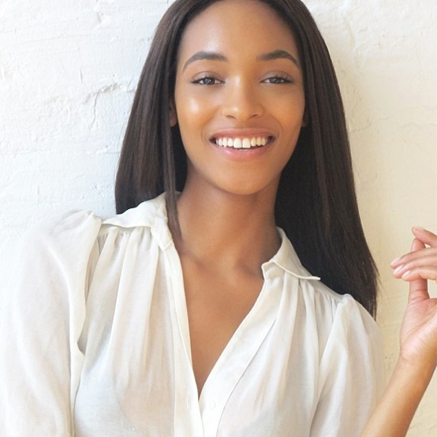 Beauty-News-Jourdan-Dunn-is-the-New-Face-of- Maybelline-New York-2