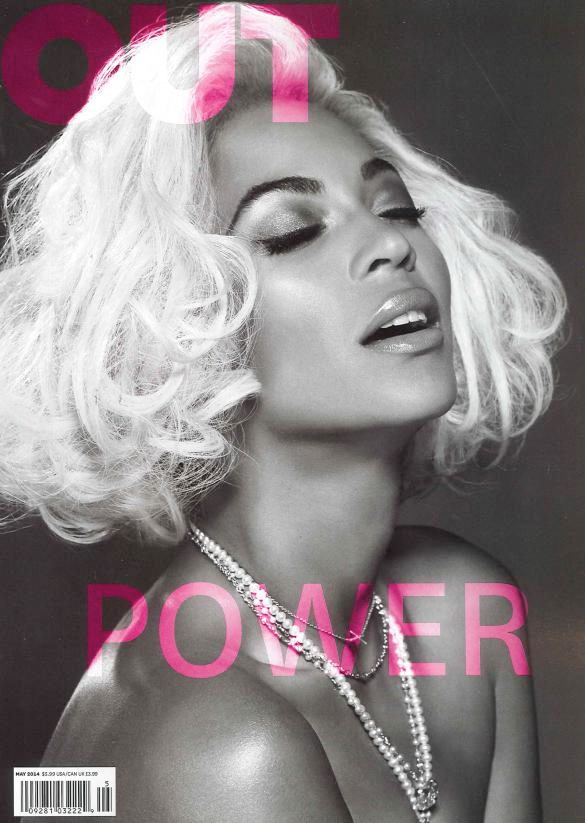 Magazine-Fab- Beyonce-for-Out Magazine-May- 2014-