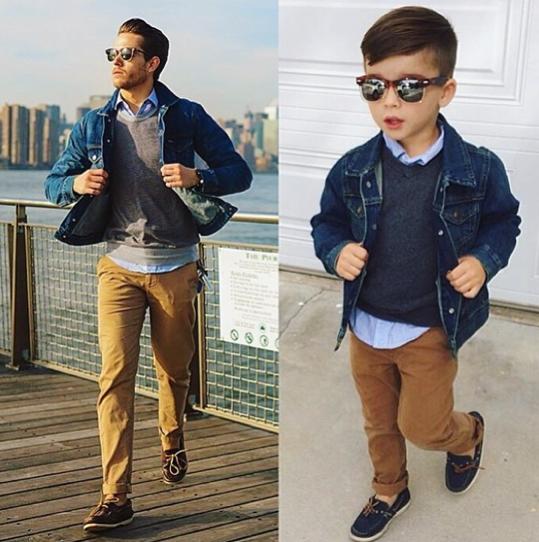 4-year-old-boy-recreates-looks-of-Ryan-Gosling- Pharrell-williams- ryker-wixom-collette-wixom-2