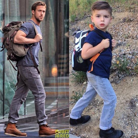 4-year-old-boy-recreates-looks-of-Ryan-Gosling- Pharrell-williams- ryker-wixom-collette-wixom-5