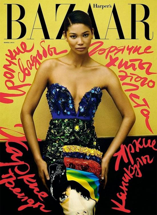 CHANEL IMAN-Harpers-bazaar-russia-june-2014-6