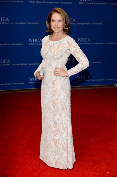 Katie-Couric-100th Annual-White-House Correspondents- Association-Dinner-