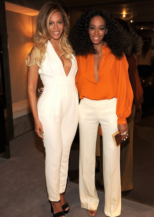 Beyonce-solange-Chime-for-Change-One-year-anniversary-gucci-event-