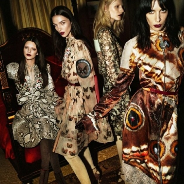 Kendall Jenner Lands Givenchy Campaign