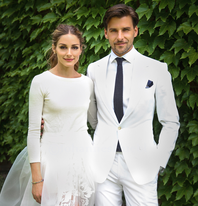 Olivia-Palermo-Johannes-Huebl-Wedding-Carolina-Herrera-Sweater_-Ceremony-look-