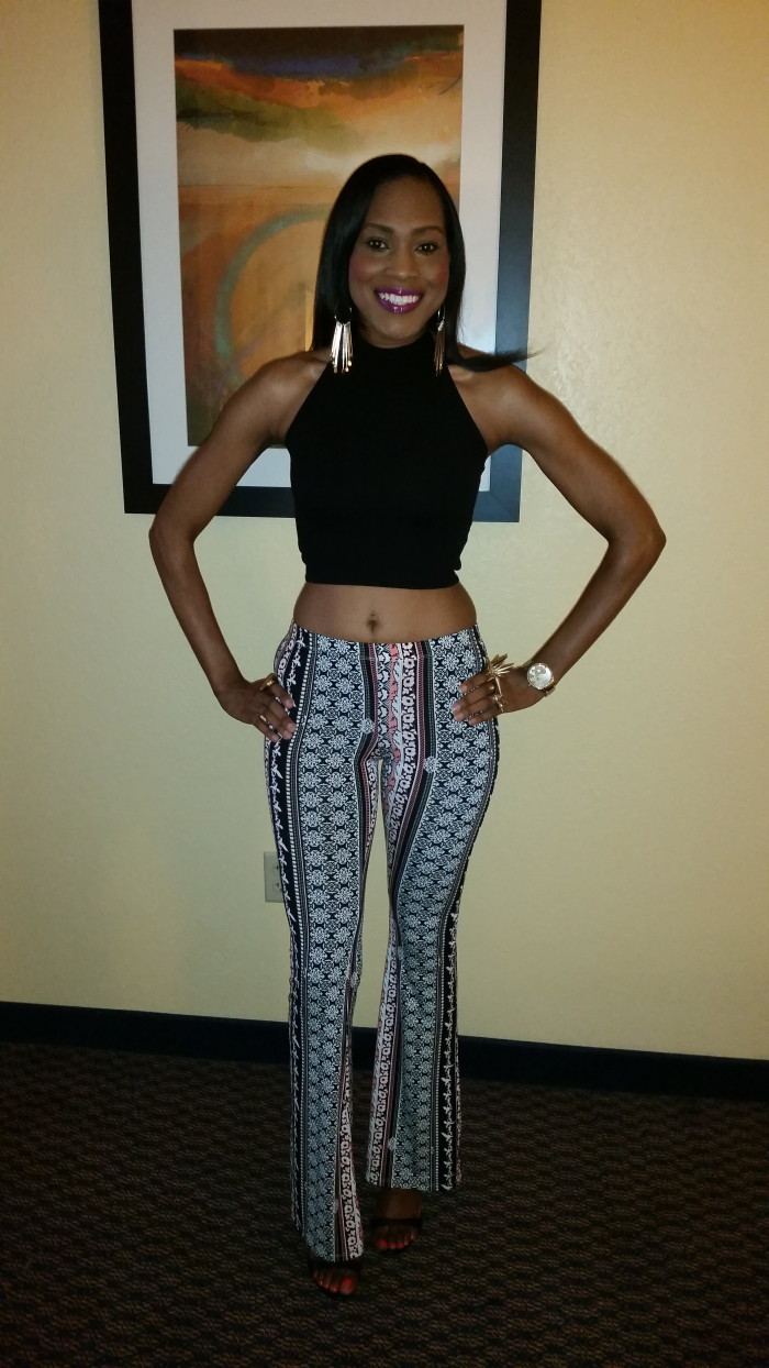 Style-Files-with-pretty-price-Love Tree-Happens-Bell-Bottoms- Xhilaration-Crop- Halter-Top- Nasty-Gal-Shoe Cult-Sandals-7