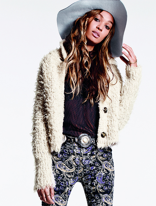 Joan-Smalls-for-Free- People-August- Magalog-2