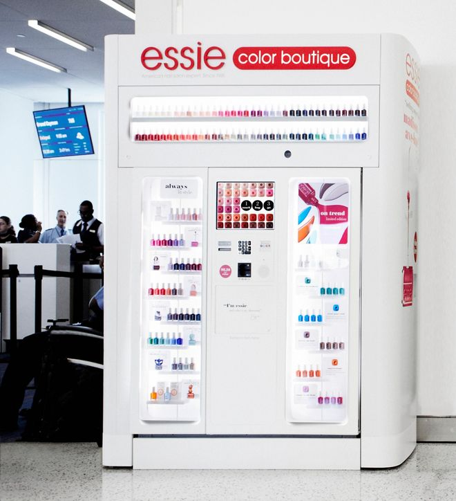 essie-nail-polish-airport-vending-machine