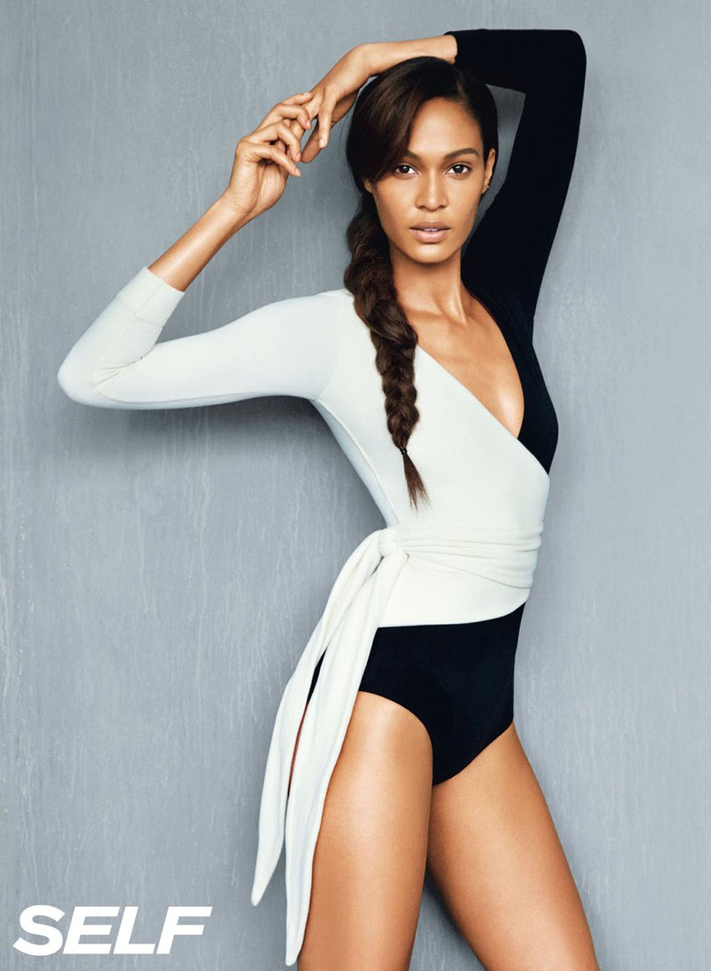 Joan Small for SELF October 2014