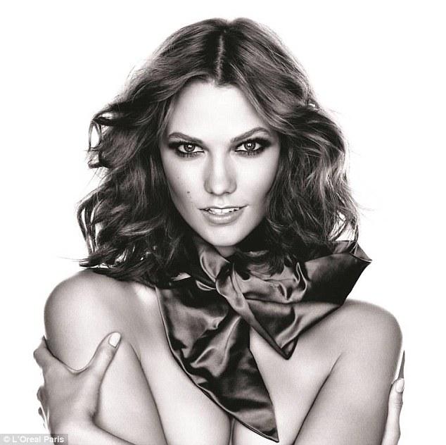 Karlie-kloss-new-face-Loreal-2