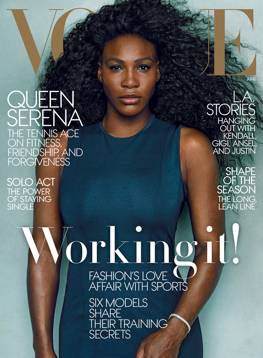 Serena-Williams- Covers-Vogue-April- 2015-3