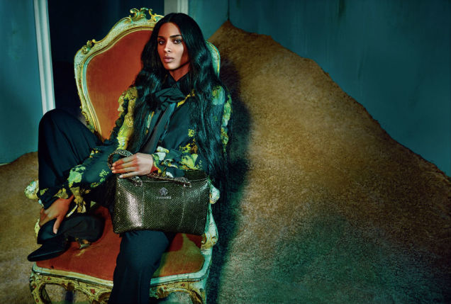 Ciara-Tapped-As- New-Face-of Roberto- Cavalli-8