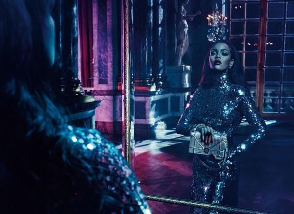 Rihanna-Dior-Secret Garden campaign-Rihanna-first-black-to-front-dior-campaign-2