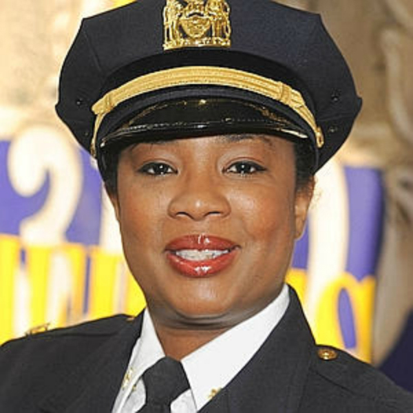 Kim Royster Becomes Highest-Ranking Black Woman in NYPD History