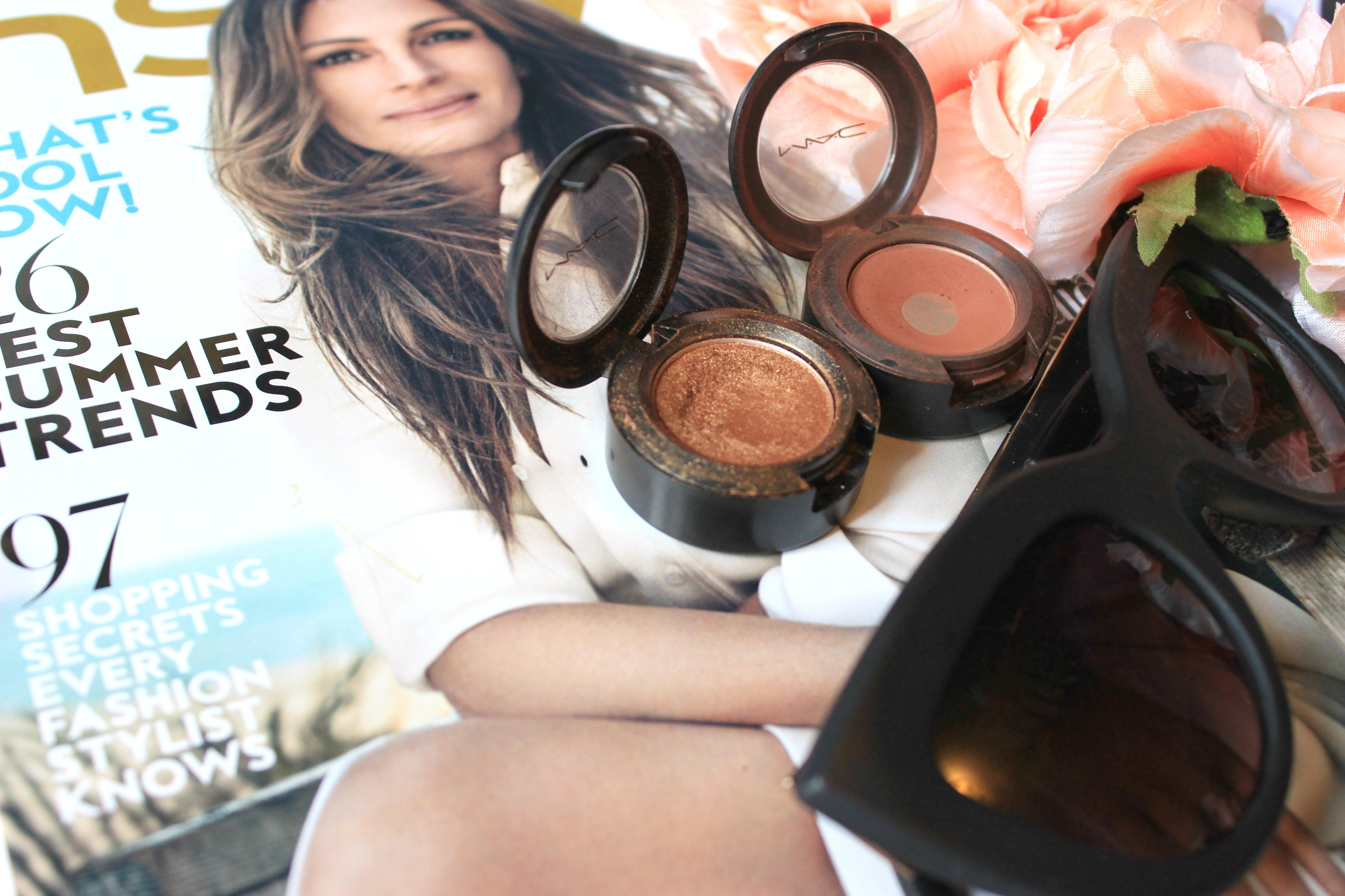 MAC-Cosmetics-Prolong-wear-concealer-Studio-fix-fluid-MAC-Amber-Lights-MAC-Brown-Script-Eye-Shadow-MAC-Pigment-Tan-MAC-Faux-lipstick-Makeup-Mondays-Oohlalablog-16