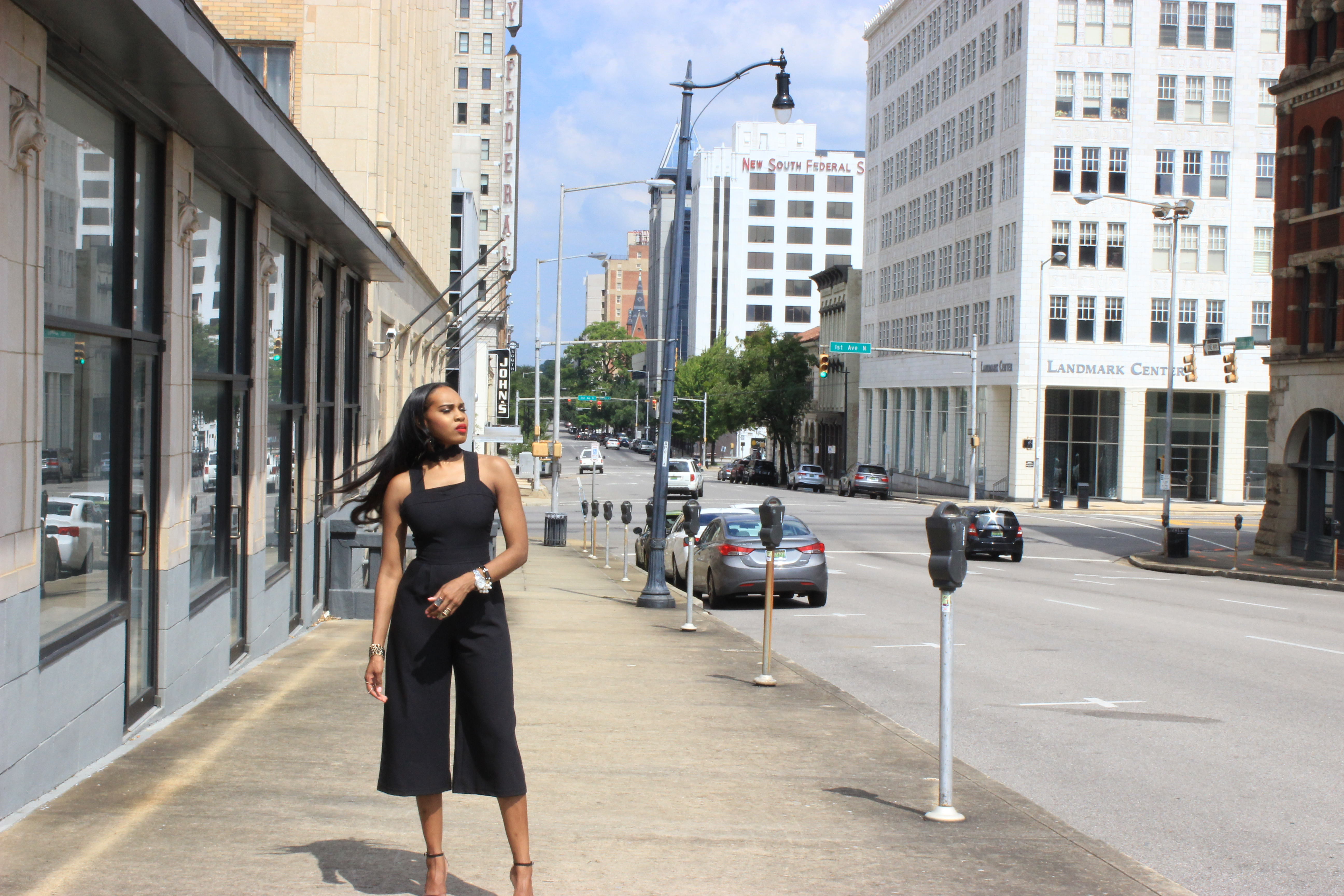 Style-Files-Heart-Soul-black-culotte-jumpsuit-from-Target-how-to-wear-culotte jumpsuit-trend-Zara-vinyl-d-orsay-pumps-oohlalablog-19
