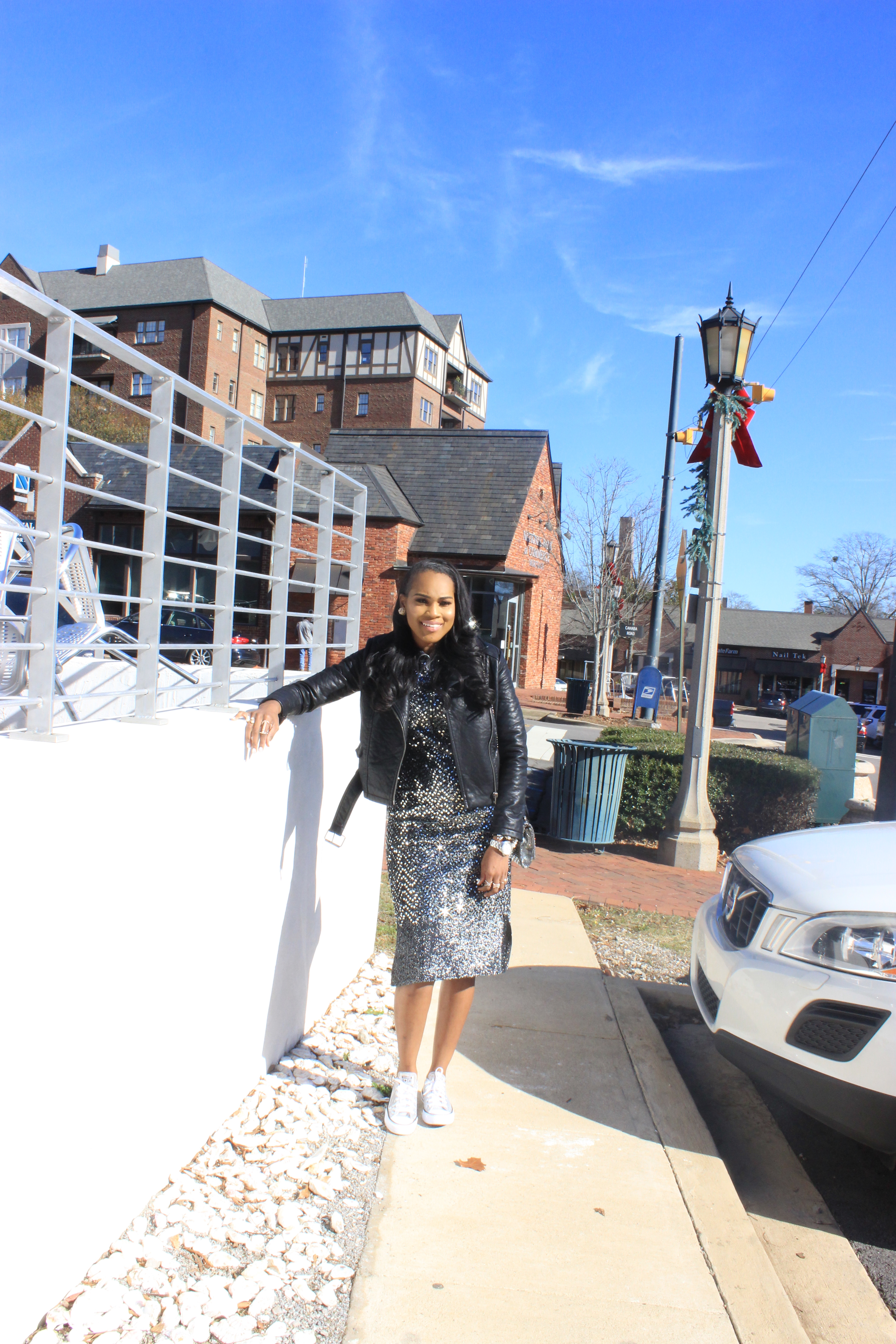 Style-Files-Thrifted-Silver-black-sequin-dress-forever-21-faux-leather-moto-jacket-converse-allstar-sequin-low-top-sneakers-oohlalablog-7