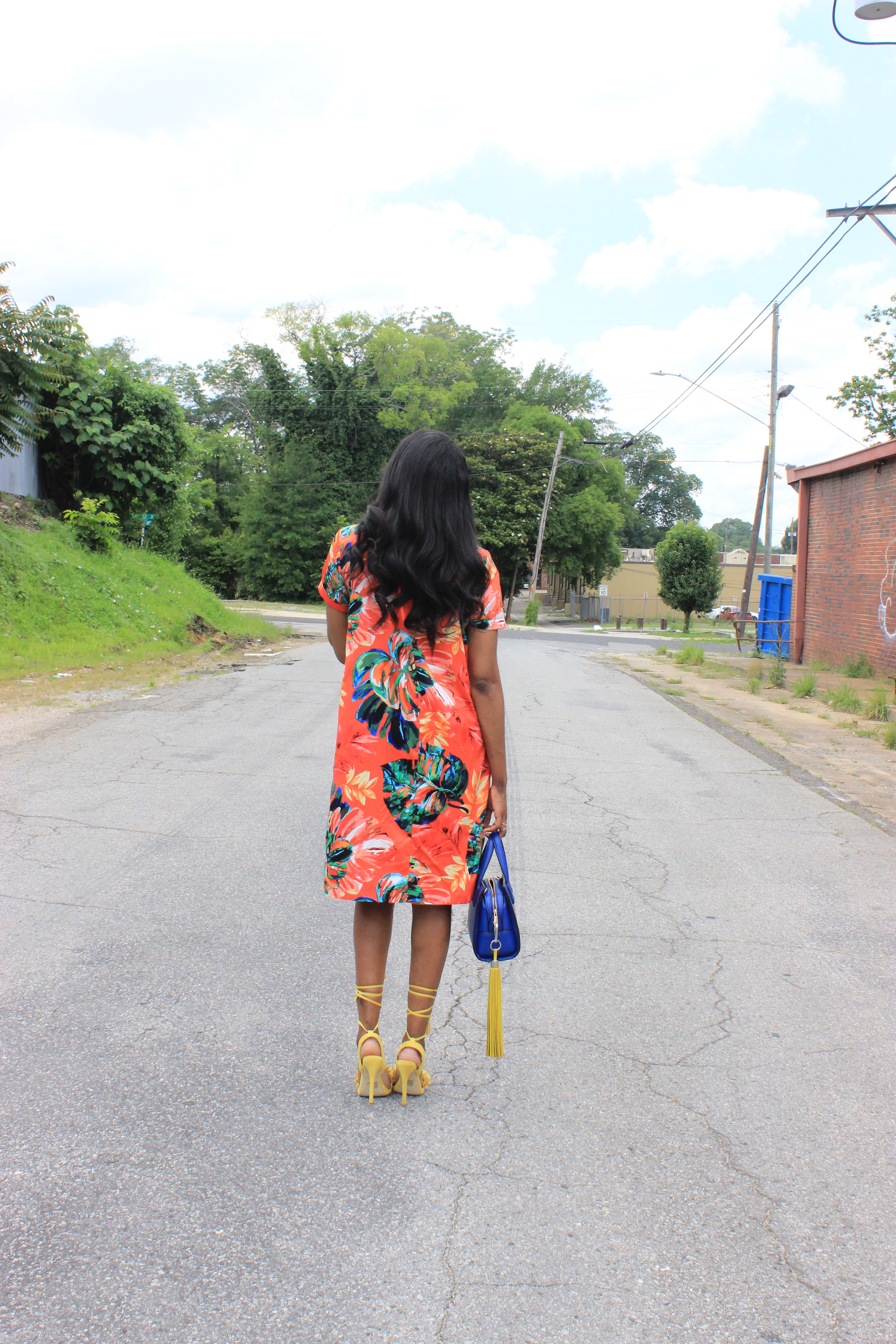 Style-Files-thrifted-Pajama Shirt-Dress-justfab-tayrey-fringe-sandals-how-to-wear-Pajama-style-Shirt Dress-oohlalablog-6