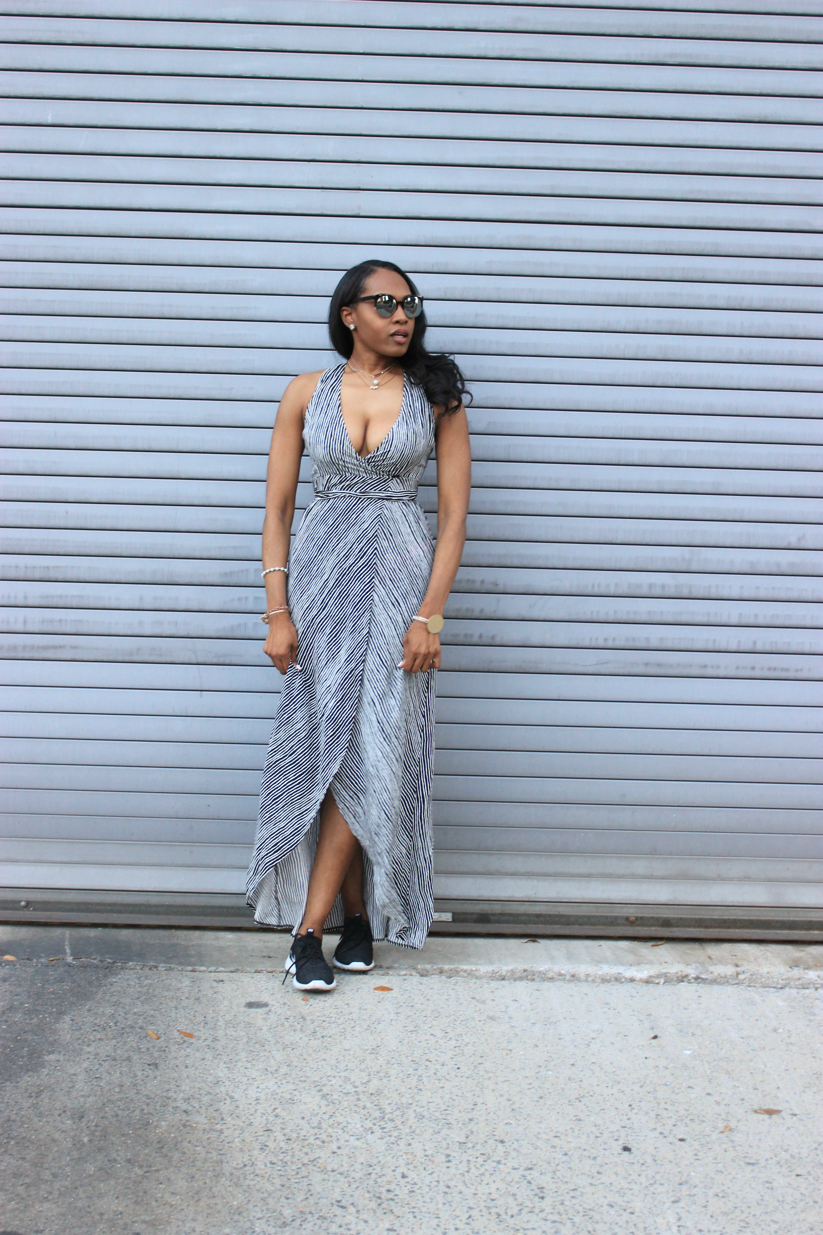 Style-files-forever 21- striped -black-and-white-open-back-maxi-dress-nike-black-white-Women-Juvenate-Lifestyle-Shoes-women-lifestyle-sneakers-birmingham-top-bloggers-oohlalablog-11