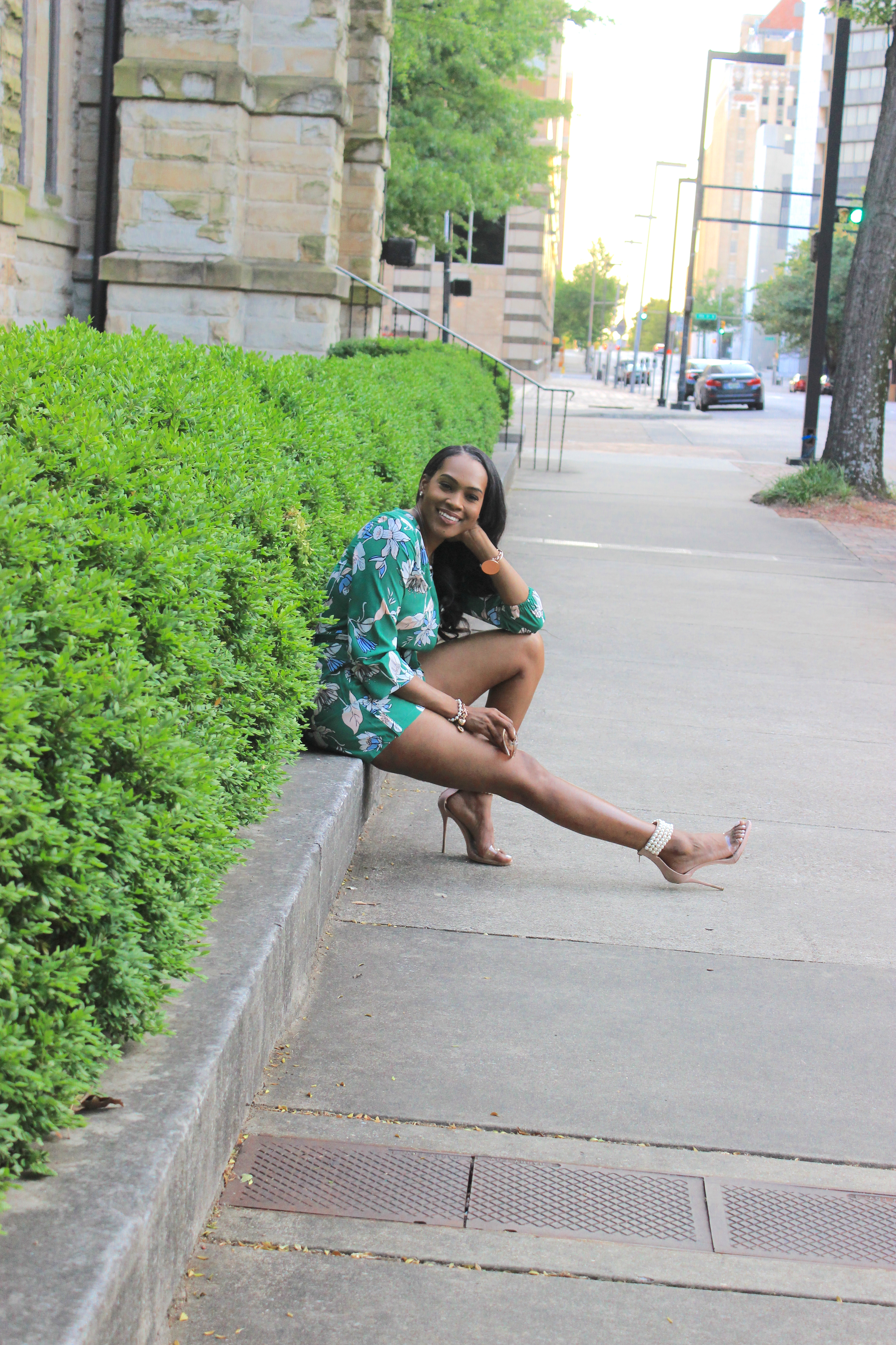 style-files-Carolina-belle-green-floral-romper-missguided-pearl-strap-sandals-top-birmingham-blogger-oohlalablog-10